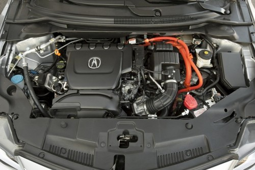 Acura ILX si RDX